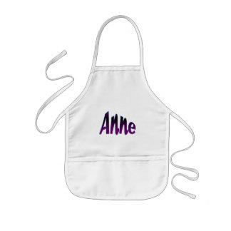 Anne Kids' Apron