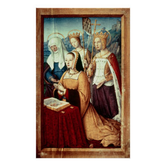 Anne of Brittany Poster