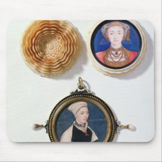 Anne of Cleves , 1539  and Jane Small Mouse Pad
