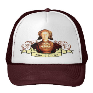Anne of Cleves Classic Mesh Hat