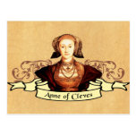 Anne of Cleves Classic Post Card