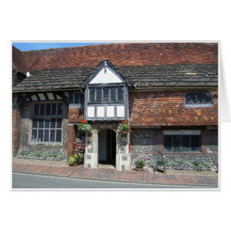 Anne of Cleves House Card