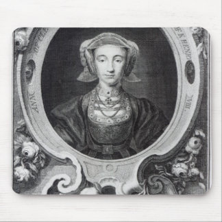 Anne of Cleves Mouse Pad