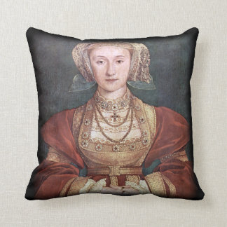Anne of Cleves pillow