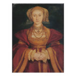 Anne of Cleves Poster