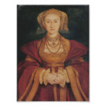 Anne of Cleves Print