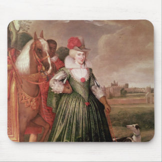 Anne of Denmark, 1617 Mouse Pad