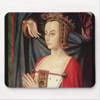 Anne of France Mouse Pad