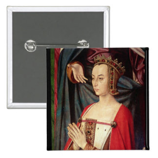 Anne of France Pinback Button