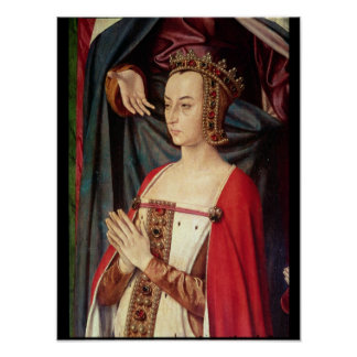 Anne of France Poster