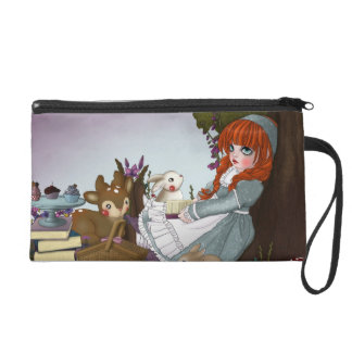 Anne of green gables wristlet purses