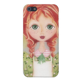 Anne Of Green Gables I Phone 5 Case