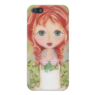 Anne Of Green Gables I Phone 5 Case iPhone 5/5S Cases