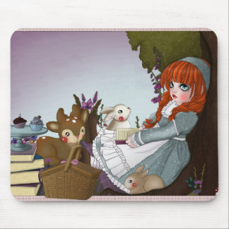 Anne of green gables mouse pad