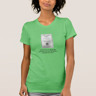 Anne of Green Gables No Mistakes Yet Tee Shirt