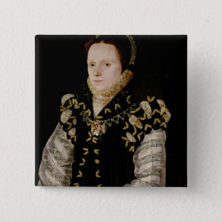 Anne Russell, Countess of Warwick , c.1565 Button