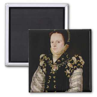 Anne Russell, Countess of Warwick , c.1565 Magnet