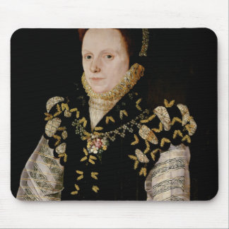 Anne Russell, Countess of Warwick , c.1565 Mouse Pad