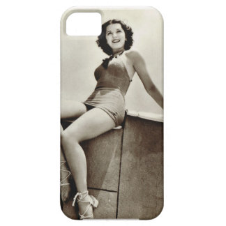 Anne Rutherford iPhone SE/5/5s Case