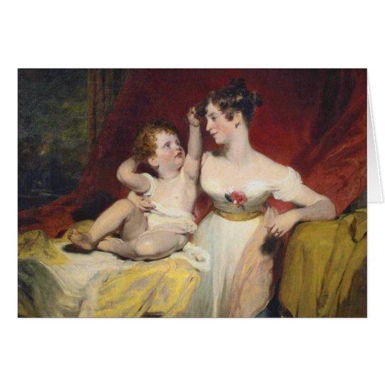 Anne, Viscountess Pollington, Countess Card
