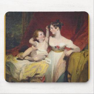 Anne, Viscountess Pollington, Countess Mouse Pad