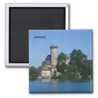 Annecy - imán para frigorífico