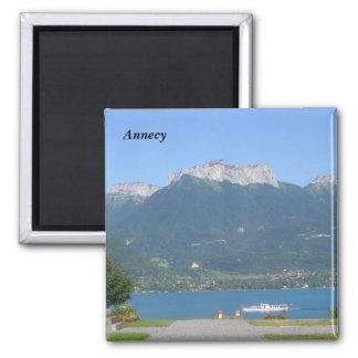 Annecy - imán de frigorifico