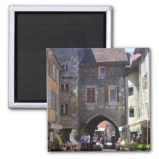 Annecy - imán de nevera