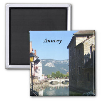 Annecy Imán Para Frigorifico