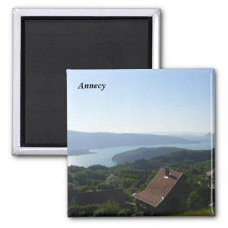 Annecy - imán de frigorífico