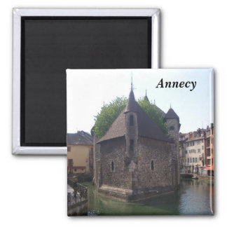 Annecy - iman para frigorífico