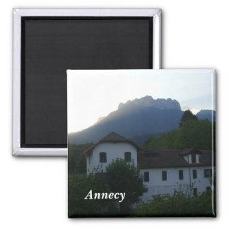 Annecy Imán De Frigorífico