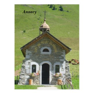 Annecy - post card
