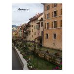 Annecy - tarjeta postal
