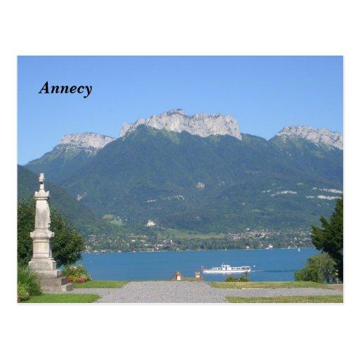 Annecy - tarjetas postales
