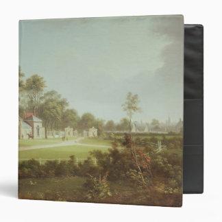 """Annefield con Glasgow más allá, c.1800 Carpeta 1 1/2"""""""