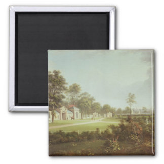 Annefield with Glasgow beyond, c.1800 2 Inch Square Magnet