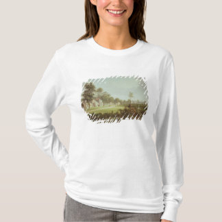 Annefield with Glasgow beyond, c.1800 T-Shirt