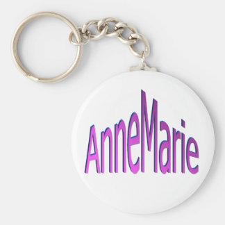Annemarie Keychain