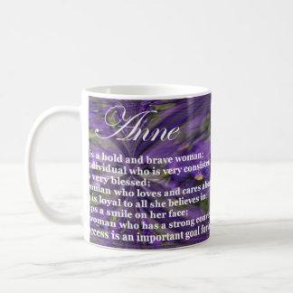 Anne's Cup Mug