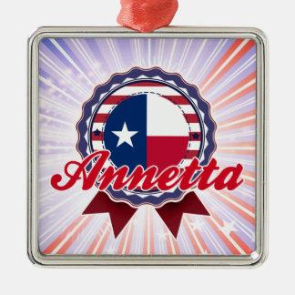 Annetta TX Ornamento De Reyes Magos