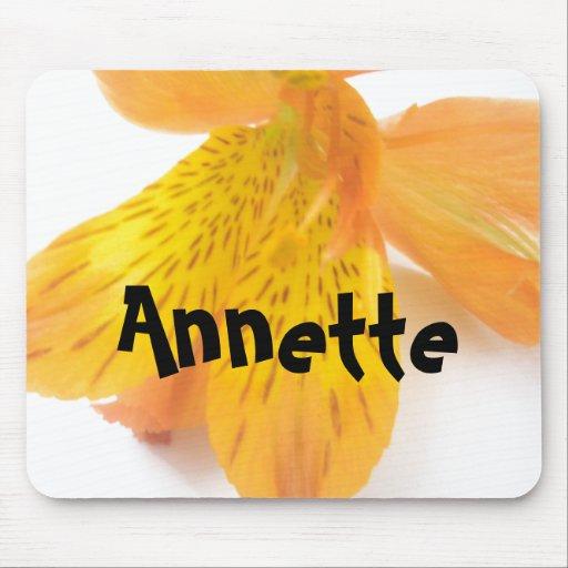 Annette Alfombrilla De Ratones