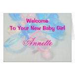 Annette Greeting Card