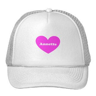Annette Mesh Hat