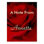 Annette Postales