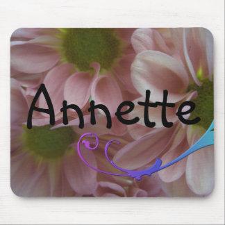 Annette Tapete De Ratón