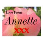 Annette Tarjetas Postales