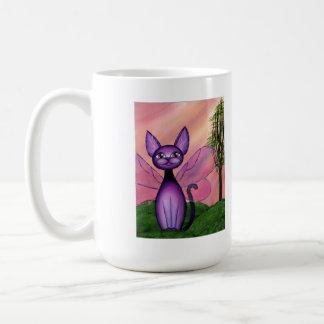 Annette, taza de café de hadas de la fantasía del
