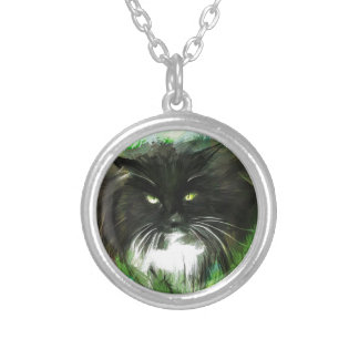Annie Another Raindrop Silver Plated Necklace