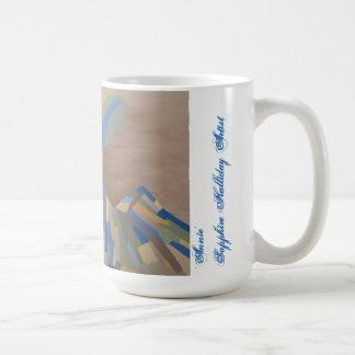 annie cow mug